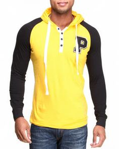 Buy Raglan Style Knit Hooded Top Men's Shirts from Basic Essentials. Find Basic Essentials fashions & more at DrJays.com