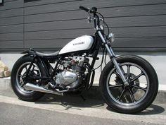moto garage life