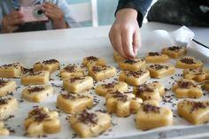 Cómo hacer galletas de mantequilla con chispas de chocolate