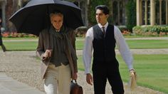 Sales outfit Mister Smith Entertainment has unveiled the first image of Matt Brown's period drama The Man Who Knew Infinity, featuring Slumdog Millionaire's Dev Patel as self-taught math genius Srinivasa Ramanujan and Oscar-winner Jeremy Irons as his British mentor G.H. Hardy.