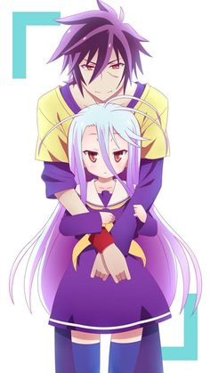 Sora & Shiro | No Game No Life
