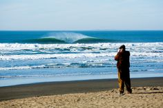 A long-period northwest swell lights up San Francisco's Ocean Beach. #surfer #surferphotos