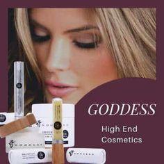 Goddess High End Cosmetics von Natura Vitalis. Goddess Brilliant Lips, Goddess Perfect Eye Serum, Goddess Skin Secrets Shops, Skin Secrets, Perfect Eyes, Eye Serum, The Secret, Health And Wellness, Feel Better, Tents, Retail
