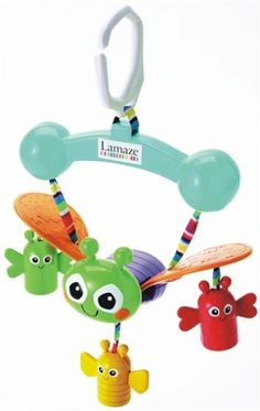 Lamaze Fly & Chime Friends (Discontinued by Manufacturer)