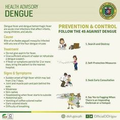 Health advisory for Dengue Dengue Fever, Viral Infection, Classroom Rules, Health Tips, Medicine, Exercise, Children, Pictures, Fit