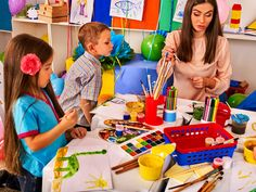 Both a home daycare and a centre-based one have their own advantages and disadvantages. Find out how these two options weigh against eaccenter-basedh other and how they match your priorities so you can make the best decision for your child. Home Daycare, Teaching Strategies, Your Child, Children, Kids, Centre, Base, Teacher's Guide, Priorities