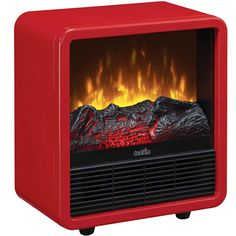 Duraflame Fire Cube Personal Space Heater #sponsored http://cheapisthenewclassy.com/2014/01/duraflame-fire-cube-space-heater.html