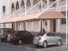 We Offers Car Park Shades In UAE .We are the best company of car park shades in Dubai –Sharjah –Ajman and all over UAE and provides you and your car protection from sun and heavy wind . Fabricating and Installation services of Car parking Shade design in Sharjah, Dubai Business, Dubai Cars, Fabric Structure, Car Parking, Uae, Sailing, Places To Visit, Exterior