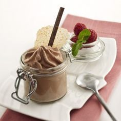 Chocolate Mousse Recipe for an iSi Cream Whipper
