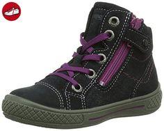 Superfit 30010681 TENSY, Mädchen Hohe Sneakers, Blau (OCEAN KOMBI 81), 31 ·  PartnerKid ShoesBlueKids