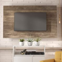 Living Room Modern Tv Unit Luxury Langley Street norloti Entertainment Center for Tvs Up to 70 Entertainment Center, Floating Tv Stand, Wall Paneling, Wood Wall, Living Room Tv, Wood Panel Walls, Family Room Design, Living Room Tv Wall, Home Decor