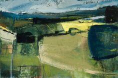 Kate Corbett Winder  April Landscape, Churchstoke Oil on board 10x15%22.jpg