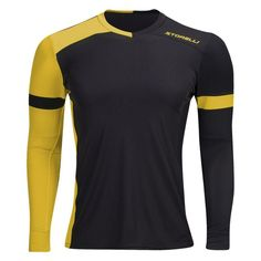 aa0e1a0e332 Storelli Exoshield Gladiator Goalkeeper Jersey-black-ys | Products ...