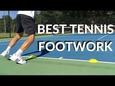 (1) Practice Your Footwork Like Professional Tennis Players - TOP 5 | Connecting Tennis | Fitness - YouTube