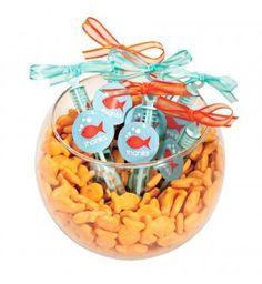Fish Theme Birthday party-ideas