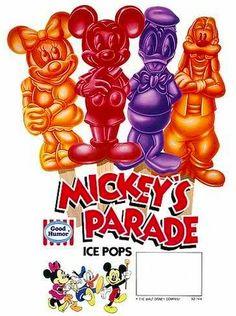Mickey's Parade