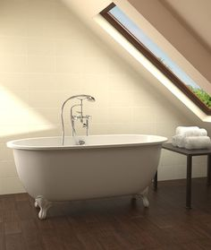 Oceano Beige Ceramic Tiles are just 65p each throughout September online and in our showrooms