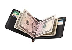 Genda Fashion Leather Wallet Money Clip Banknote Wallet for Men and Women (BlackRed) Handbags Uk, Money Clip Wallet, Banknote, Men And Women, Leather Wallet, Amazon, Stuff To Buy, Black, Fashion