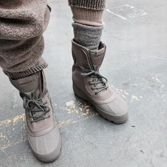 Kanye West x Adidas Duck Boot