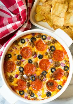 13 Delicious Pizza Bowl Recipes That Are Actually Healthy | Brit + Co