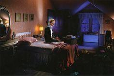 Image result for gregory crewdson Narrative Photography, Cinematic Photography, Color Photography, Night Photography, Gregory Crewdson Photography, Mullholland Drive, Brief Encounter, Edward Hopper, Contemporary Photography