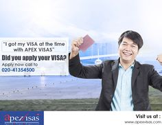 A.V. Immigration & Career Consultancy Pvt. Ltd. (Apex Visas) is Pune based company that has endeavoured since its inception in 2010 to bring a one stop solution to all your migration related queries.  We are well known in the immigration circle for our specialized services & are praised by our clients for enriching their experience in Visa facilitation. We have a global presence with a strategic network of own and associate offices in 25 locations across the world.