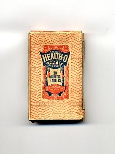 Health-O: The indications or uses for this product as provided by the manufacturer are: A stimulant diuretic to the kidneys, ca. 1930.