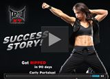 Carly Tapout XT Success Story Video