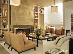Designer Paul Vincent Wiseman discusses form and functionality of a central home location: the living room.