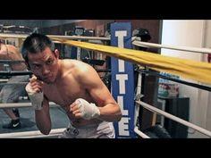 Boxing Slip Rope Training