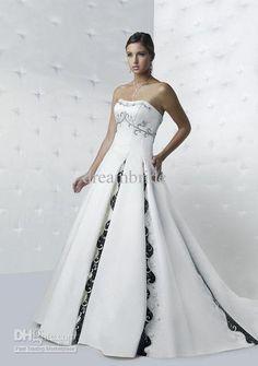 Celtic Wedding Dress (Not my dress, but pretty)