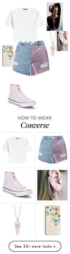"""""""Untitled #1231"""" by crystalrose-014 on Polyvore featuring Miss Selfridge, Alexander McQueen, Converse, Karen Millen and Belk Silverworks Cool Outfits, Fashion Outfits, Womens Fashion, Outfits With Converse, Karen Millen, Classic Looks, Dress Up, Street Style, Inspired Outfits"""