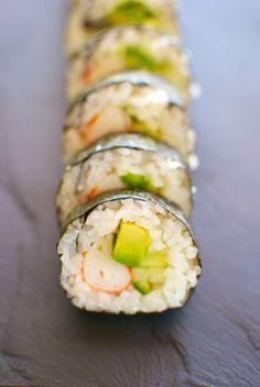 Curso de Sushi Pepekitchen, nivel 3: Makis avanzados, tempurizados y salsas