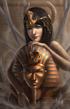 Cleopatra by toy1989820.deviantart.com on @DeviantArt