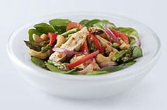 Zesty italian chicken salad