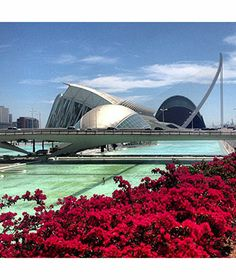 Places You'd Rather Be Right Now: Valencia, Spain