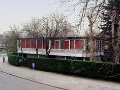 Hein Salomonson, Woonhuis Orlow, Amsterdam, 1961