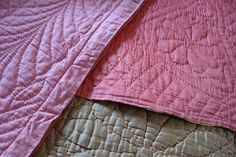 Welsh Quilts: The Difference Between Welsh and Durham Quilts