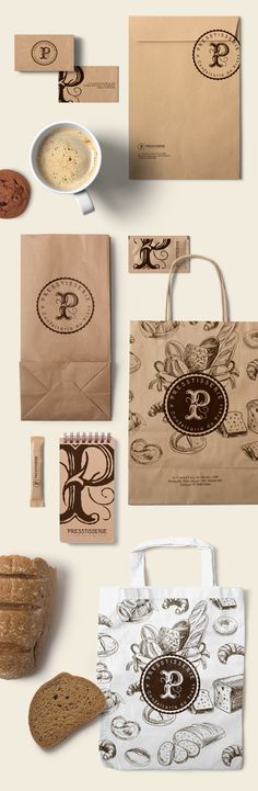24 Mouth Watering Bakery Branding Projects
