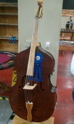 Make your own bass from plywood