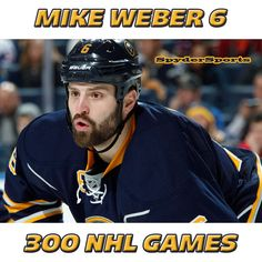 Mike Weber Reaches 300 NHL Games | Spyder Sports Lounge