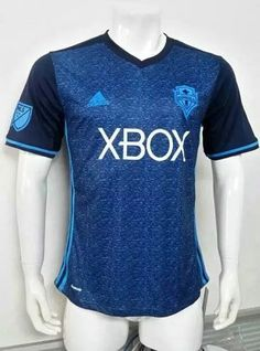 MLS 2016 Seattle Sounders blue soccer Thailand jersey