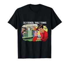 School Tables, Tennis Shirts, Ds, Old School, Group, Amazon, Board, Mens Tops, Shopping
