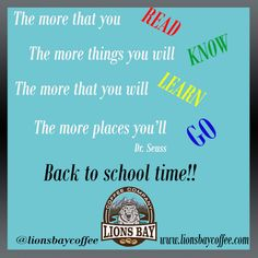Labour day means back to school