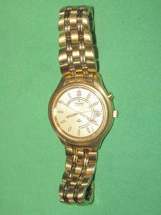 Seiko Kinetic 6 Jewels Mens Watch Working Needs Crystal Top Sapphire  5M42-0A11  #SeikoKinetic #Dress