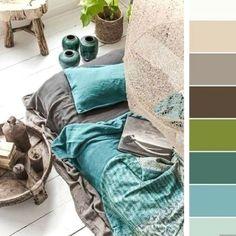 Colorful Kitchen Decor, Kitchen Colors, Colorful Decor, Bedroom Color Schemes, Colour Schemes, Bedroom Colors, Color Combinations, Apartment Inspiration, Colour Pallette