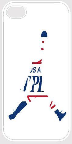 Custom Cell Phone case Jordan Jumpman Logo by UniqueWorldofImages, $13.50