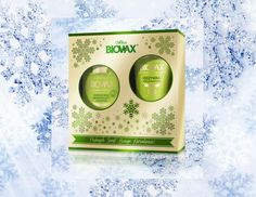Zestaw prezentowy Biovax Bambus&Olej Avocado L'biotica.