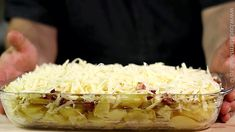 Cartofi gratinați cu șuncă și mozzarella - rețeta video • Bucatar Maniac • Blog culinar cu retete Mozzarella, Macaroni And Cheese, Ethnic Recipes, Blog, Vegetables, Mac And Cheese, Blogging