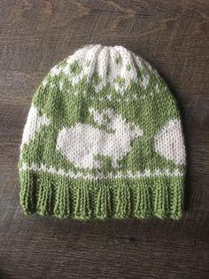 Stocking Pattern, Tangled, Loom, Knitted Hats, Rabbit, Stockings, Knitting, Knitting Needles, Tejidos